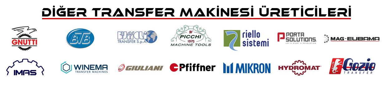 Transfer Makinesi Üreticileri